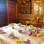 Экскурсия в чайные домики