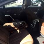 Аренда мерседес S222 с водителем в Сочи