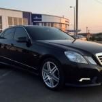 прокат Mercedes E-class в сочи