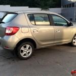 Прокат Renault sndero в Сочи