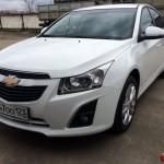 Прокат Chevrolet Cruze в Сочи