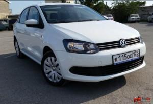 Прокат Volkswagen Polo в Сочи