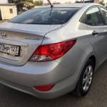 Прокат Hyundai Solaris в Сочи