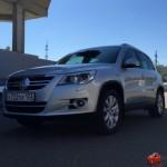 Прокат Volkswagen Tiguan в Сочи