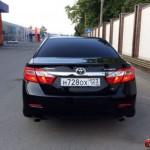 Прокат Toyota Camry Сочи