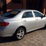 Прокат Toyota Corolla Сочи
