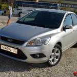 Прокат Ford Focus в Сочи