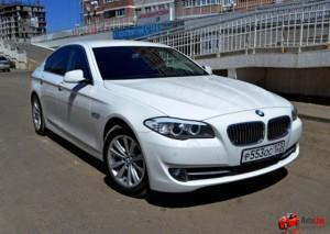 прокат BMW 5 в Сочи