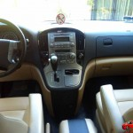 Аренда Hyundai Grand Starex с водителем в Сочи